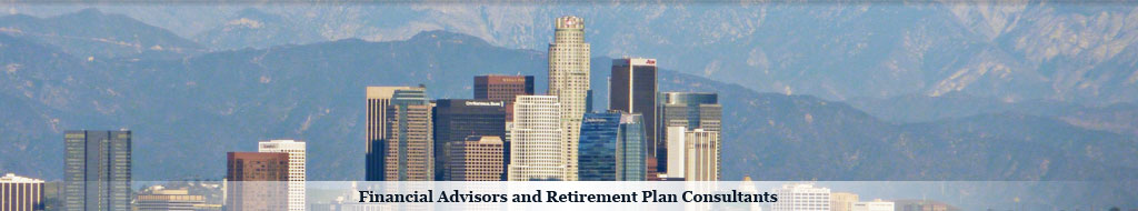 Financial Advisors and Retirement Plan Consultants